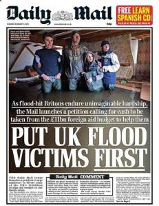 The Daily Mail's Cry For Help Has Been Answered
