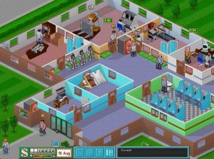 Best Retro PC Games Theme Hospital
