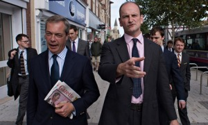 Douglas Carswell defects to UKIP